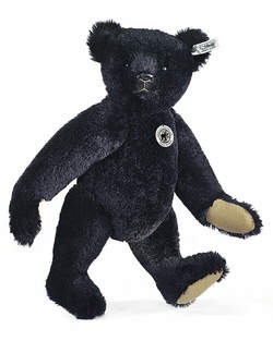 Steiff 2008 Teddy Black Replica Club Edition